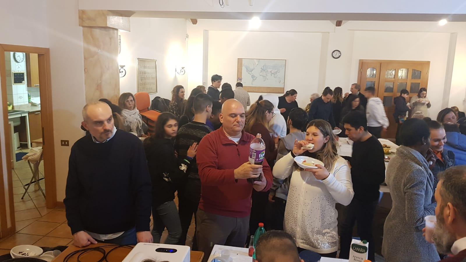battesimo Niccolò 19-01-2020
